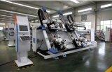 Machine sertissante faisante le coin de commande numérique par ordinateur de porte automatique de guichet en aluminium