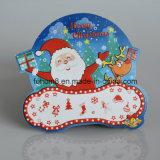 Kundenspezifischer H-Qualitäts3d geprägter Belüftung-Kühlraum-Magnet für Weihnachtsgeschenk
