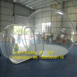 Tenda gonfiabile della bolla dei nuovi prodotti, sfera di campeggio della bolla libera gonfiabile