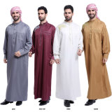 Venda por atacado Mens Kaftans Muslim Islamic Abaya Arab Robes