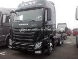 80-100トンの引きのヒュンダイ新しい6X4の頑丈なトラック