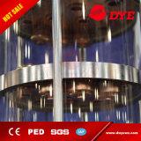 150L de Kolom van de Gefractioneerde distillatie van de Fluit van het Glas van de ethylalcohol