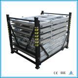 移動可能な防御システムの金属の群集の障壁