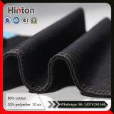 Ткань джинсовой ткани Twill 10*8 синяя для джинсыов женщин