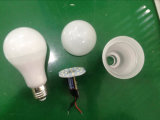 Luz de bulbo 7W9w12W do diodo emissor de luz da fábrica A60 A19