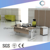 Moderner Spanplatte-Möbel-Büro-Entwurfs-Manager-Schreibtisch