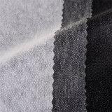 Ткань W8025 горячей цены по прейскуранту завода-изготовителя сбывания плавкая Nonwoven Interlining