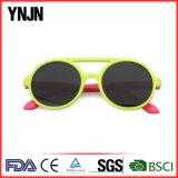 Promotion Cheap Wholesale Unisex Plastic Round Kids Sun Glasses