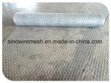 Rete metallica esagonale galvanizzata tuffata calda di alta qualità prima della tessitura