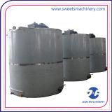 Tanque de armazenamento feito sob encomenda do chocolate do aço inoxidável do tanque do chocolate