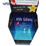 Изготовленный на заказ печатание рекламируя стойку индикации игрушки малышей для супермаркета