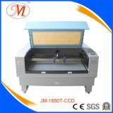 밀봉된 Laser 관 (JM-1680T-CCD)를 가진 높은 정밀도 Laser Cutting&Engraving 기계