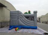 Aufblasbarer Dinosaurier-springendes Schloss, Kinder Inflatables Spielplatz-Vergnügungspark