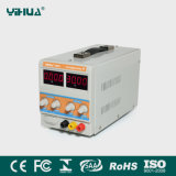 Yihua 4 Affichage précis numérique Valeur actuelle Psn-305D 30V / 5A Variable DC Power Supply