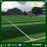 フットボール競技場のためのW形の単繊維ヤーンの人工的な草