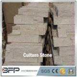 Z 슬레이트 베니어와 벽면을%s 모양에 의하여 겹쳐 쌓이는 선반 문화 돌