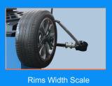 Macchina del pneumatico e compensatore di rotella