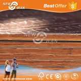 브리지, 철도 양식 일 갱도지주 대나무 합판