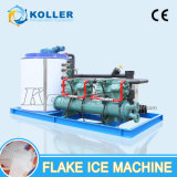 Capacidade grande 20 do floco de gelo toneladas de máquina de fatura para a pesca, marisco, processamento de carne (KP200)