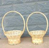 (BC-WF1034) respetuoso del medio ambiente natural hecho a mano del sauce cesta de la flor