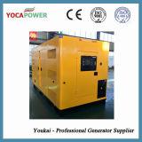 generatore silenzioso di potenza di motore diesel di 180kw Cummins