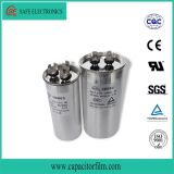 Metallisierter Qualität 60UF Wechselstrommotor-Kondensator