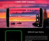 """Negro elegante principal original del teléfono de la cámara OTG Hotknot de la base 1.0GHz 13.0MP del patio de la ROM Mtk6735 64bit del RAM 2GB 16GB del androide 5.1 de 4G Phablet de Vkworld T6 6.0 """""""