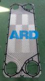 Titanio de la placa Ss304 Ss316 del cambiador de calor de la placa del refrigerador de API/Schmidt Sigmax13