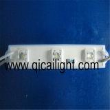 Módulo LED impermeable Super flujo, 3LED (QC-7PLMW-3)