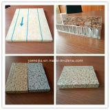 Leichte Aluminiumbienenwabe täfelt Büro-Wand-Partition
