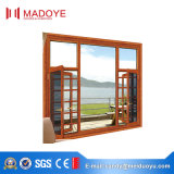 10 ans de garantie de qualité Modern Design Aluminium Casement French Window for Veranda