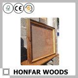 Cornice di legno decorata di arte della parete per la decorazione