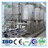 Automatische frische Milchproduktion-Zeile/Milch-Maschine für Verkauf