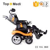 Cadeira de rodas resistente da energia eléctrica do controlador da página do motor de Formosa