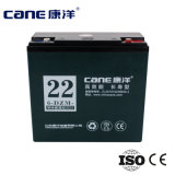 batterie profonde rechargeable de cycle de la batterie AGM de 7kg 20ah