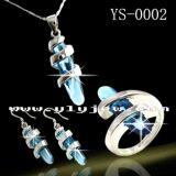 نمو مجوهرات 925 [سترلينغ سلفر] مجوهرات محدّد مصنع بيع بالجملة
