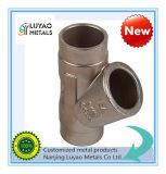 Подгонянное облечение нержавеющей стали/отливка песка для индустрии клапана
