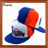 Sombreros el 100% de acrílico coloridos del Snapback