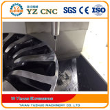 Wrc28V Diamond Cutting Alloy Wheel Repair Máquina de torno CNC