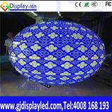 Pantalla de visualización de alta resolución de LED P4.81 del Ehf