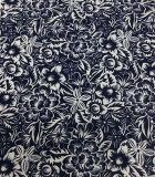 tela impresa 45%Viscose 55%Linen para la ropa y las materias textiles caseras