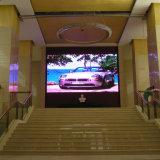 Farbenreiche Innenbildschirmanzeige LED-P6 für örtlich festgelegte Installation