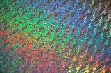Película holográfica do laser (ANIMAL DE ESTIMAÇÃO FILM0012 de ZY16U)