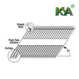 Ногти бумажной ленты горячего DIP гальванизированные