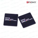pour annoncer, étiquette d'étiquette de promotion et de medias NFC