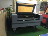 Máquina de estaca principal do laser dois e máquina de gravura de produtos novos