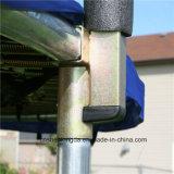 Trampoline ao ar livre de 10FT com cerco da segurança