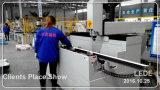 Máquina de trituração do indicador de alumínio com furo do fechamento, entalhe da água e trituração do sulco