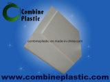 Hoja dura ligera de la espuma del PVC para la publicidad del tablero trasero del rectángulo del LED