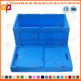 Stapelbare Frucht-Plastikvorratsbehälter-Gemüse-Transport-Umsatz-Kasten (Zhtb15)